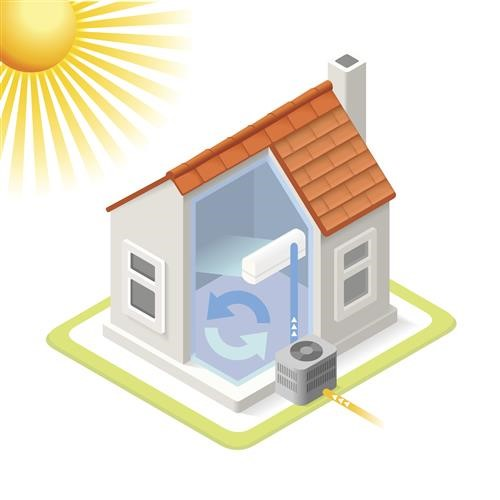 What Is The Difference Between An Air Conditioner And A Heat Pump?