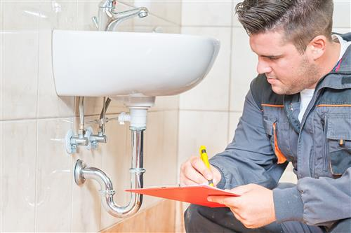 New home maintenance checklist for faucets ace plumbing for New home plumbing