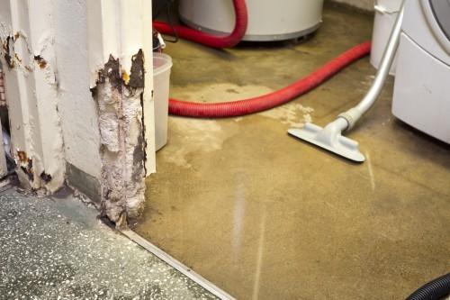Minimizing water damage