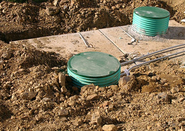 convert septic to sewer