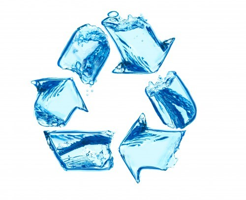 water conservation recycle