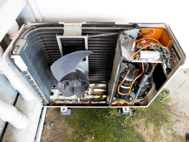 what is an ac condenser