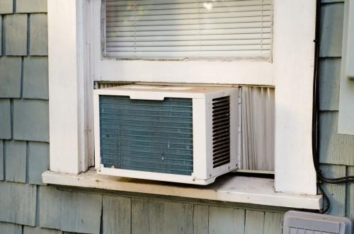 window ac upgrade